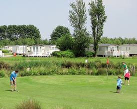 Thorpe Park Holiday Centre