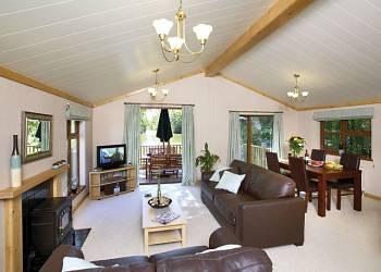 Upton Lakes Lodges