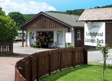 Lochgilphead Caravan Park