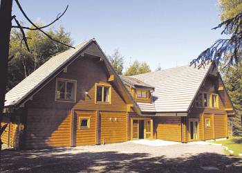Piperdam Lodges