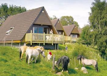 Delny Highland Lodges
