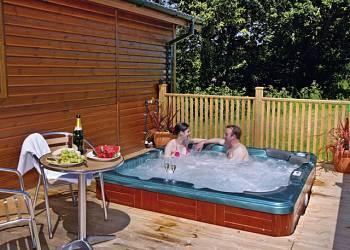 Upton Lakes Lodges, Cullompton,Devon,England