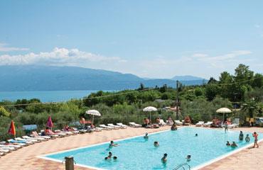 Camping Eden, Lake Garda,Italian Lakes,Italy