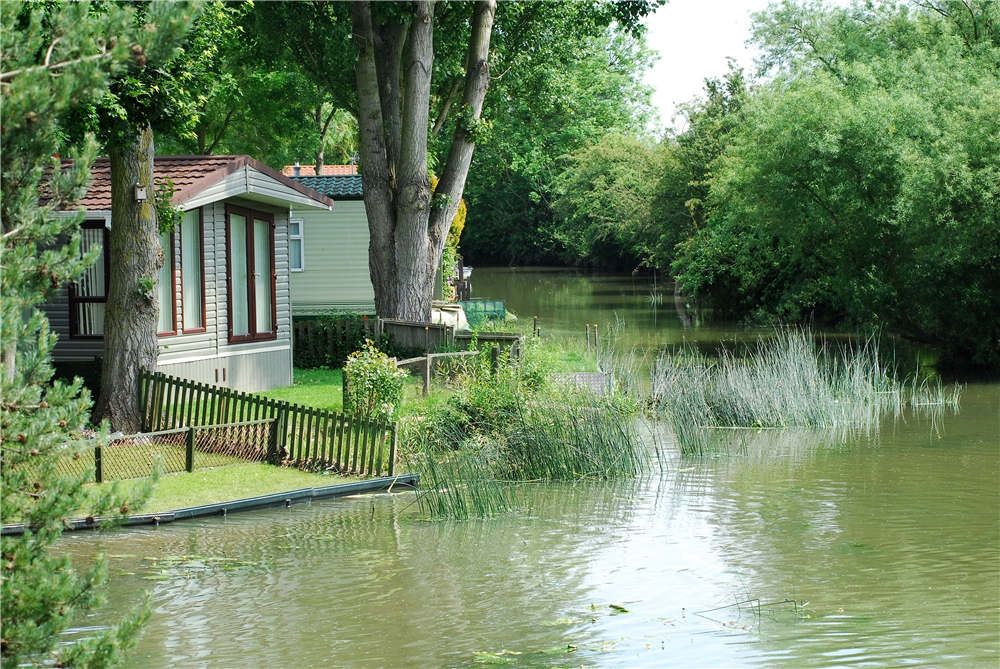 Cogenhoe Mill Holiday Park