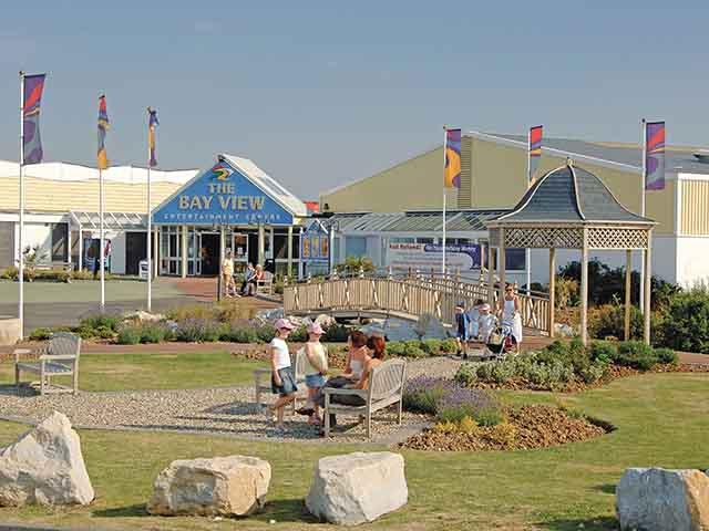 Cayton Bay Touring Park