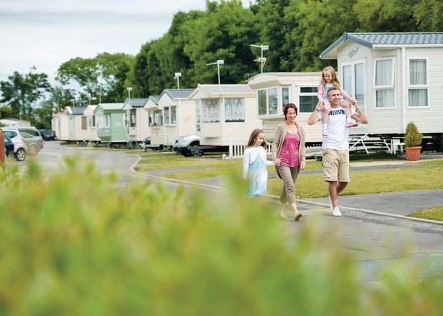 Perfect Beacon Fell View Caravan Hire  Caravan Rental In Field_park_location