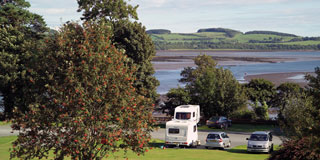 Seaward Caravan Park, Kirkcudbright,Dumfries and Galloway,Scotland