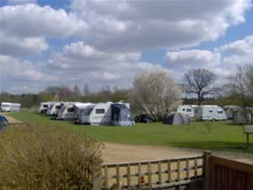 Breckland Meadows Touring Park