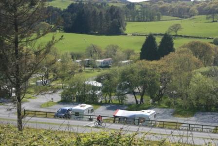Tyddyn Llwyn Caravan Park