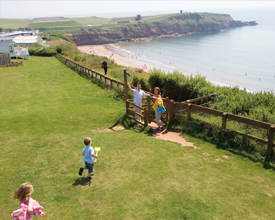 Devon Cliffs Holiday Park