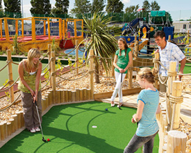 Rockley Park Holiday Park