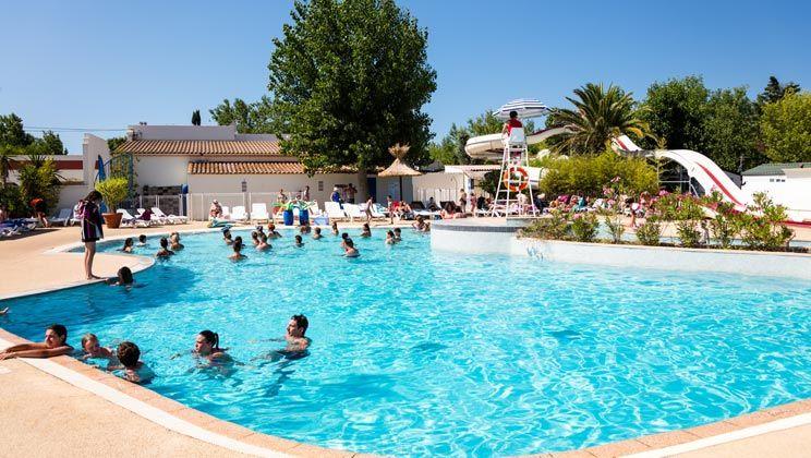 Le Mediterranee Plage Camping Village