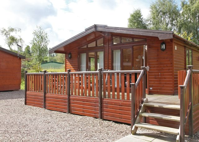 Lomond Woods Holiday Park, Loch Lomond,Stirling,Scotland