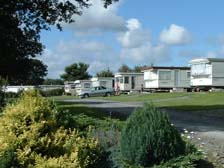 Ffoshelyg Caravan Park, Aberaeron,Ceredigion,Wales