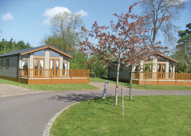 Ranksborough Hall Lodges, Oakham,Leicestershire,England