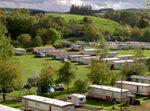 Jedwater Caravan Park, Jedburgh,Borders,Scotland
