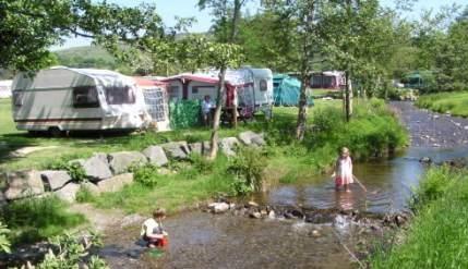 Hendwr Caravan Park