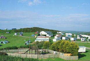 North Morte Farm Caravan and Camping Park